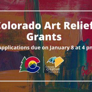 Colorado Art Relief Grants